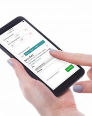 Managing your booking system from mobile phone