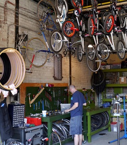 Bike shop online bookingsoftware fo Servicing and Repairs Maintenance